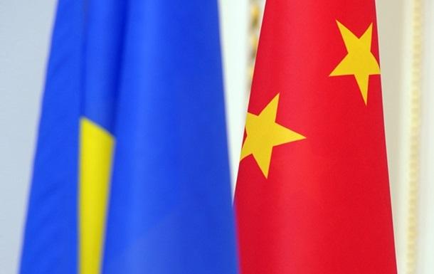 Китай предоставит технику спасателям в Украине