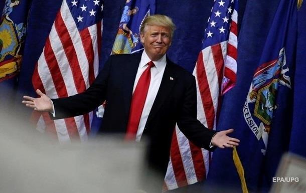 Рейтинг Трампа падает из-за  шатдауна