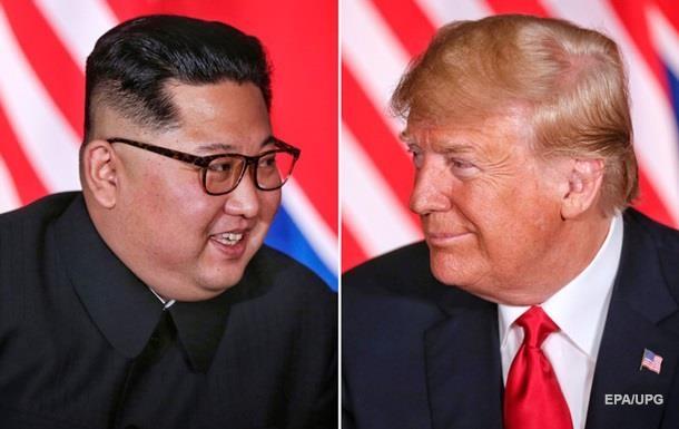 Ким Чен Ын получил  прекрасное письмо  от Трампа
