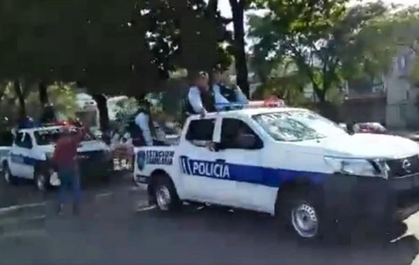 В одному зі штатів Венесуели поліція перейшла на бік протестувальників