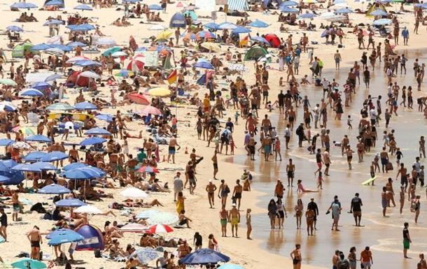 Рекордна спека в Австралії: температура сягнула 50 градусів