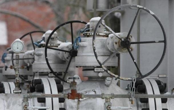 Нафтогаз оценил темпы сокращения запасов газа