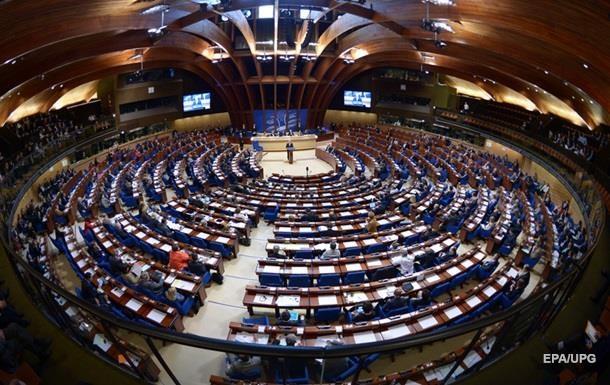 ПАСЕ приняла резолюцию по Крыму и морякам