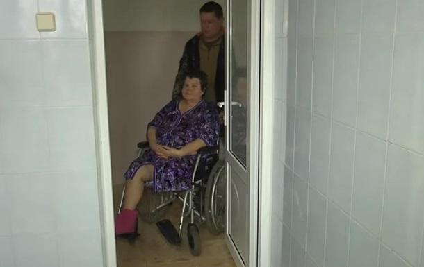 В Николаевской области женщине с вывихом ампутировали ногу