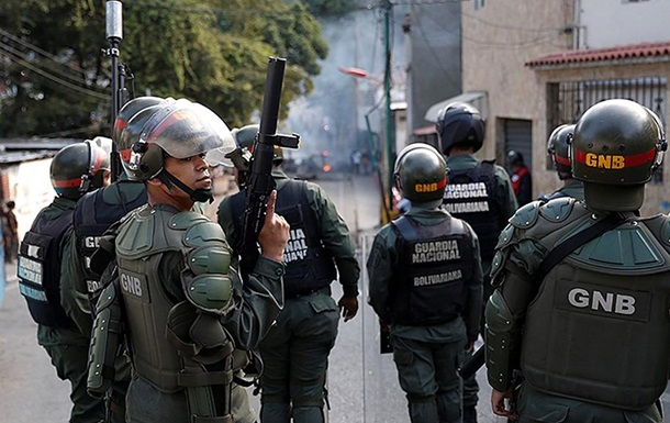 Что происходит в Венесуэле