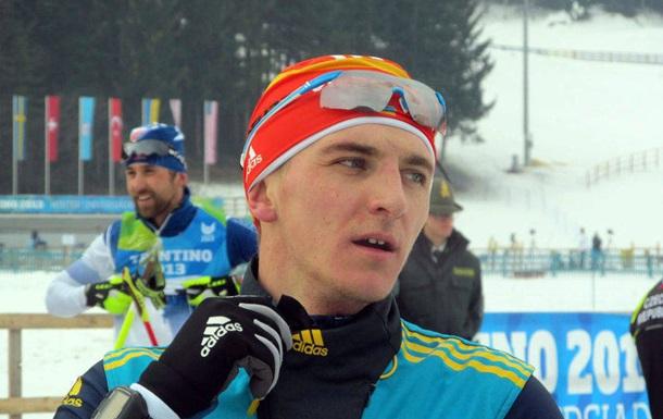 Биатлон: стартовый список на мужской спринт в Антхольце