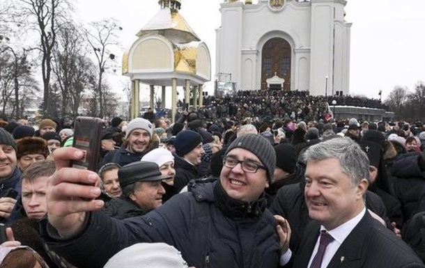 Українці сказали чи хочуть бачити Петра Порошенка Президентом на другому терміні
