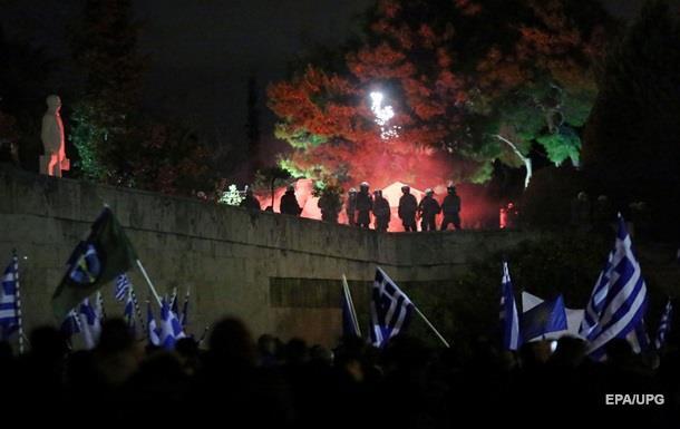 В Афінах масові заворушення: затримано понад 130 осіб