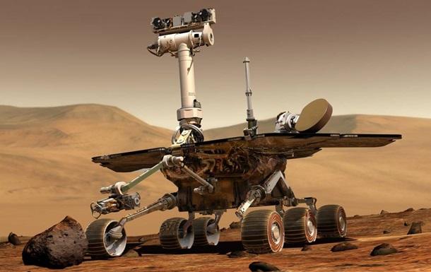В NASA не смогли наладить связь с марсоходом Opportunity