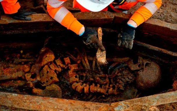 Знайдена могила дослідника, який дав назву Австралії