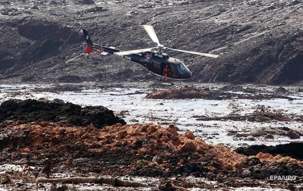 У Бразилії прорвало греблю: зникли 200 осіб