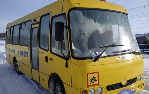 Poisoning children in the Kiev region: police check school buses