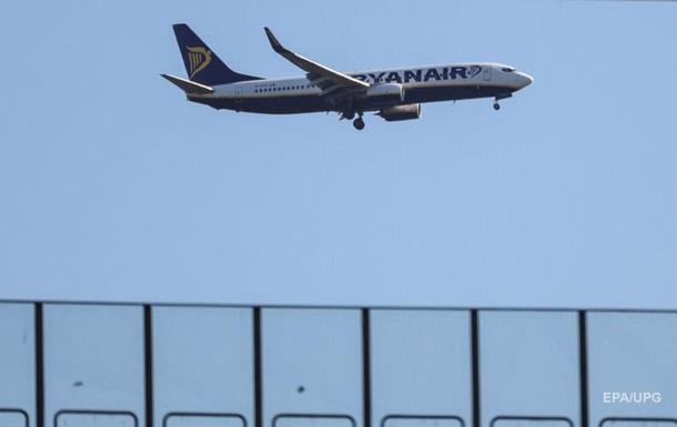 Ryanair запускає чотири нові рейси з України