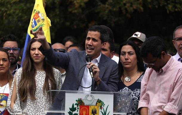 Израиль признал Гуайдо президентом Венесуэлы