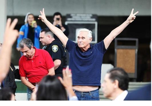Арест Стоуна – новый виток истории о вмешательстве в выборы президента США?
