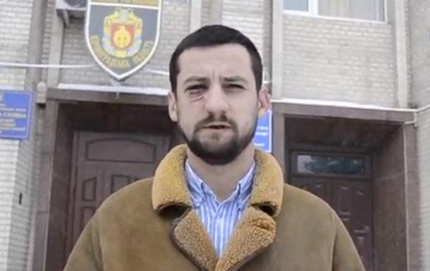 Опора заявила об избиении своего активиста в Кропивницком