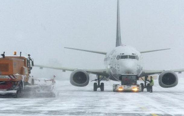 В Одессе из-за непогоды отменяют авиарейсы