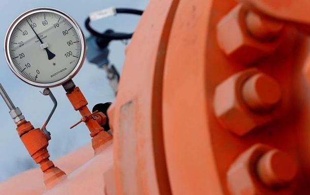 Добыча газа в Украине за год незначительно выросла