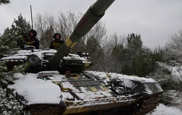 В Украине сформировали новую танковую бригаду