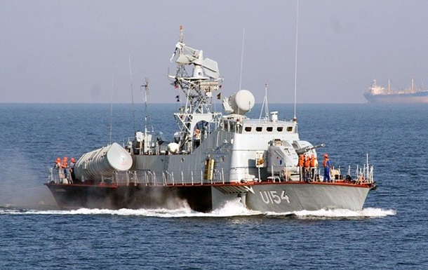 Украина усиливает оборону на морях – Минобороны