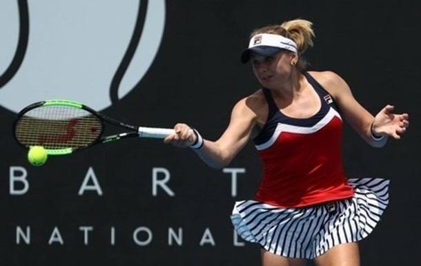 Козлова вышла во второй круг турнира в Таиланде