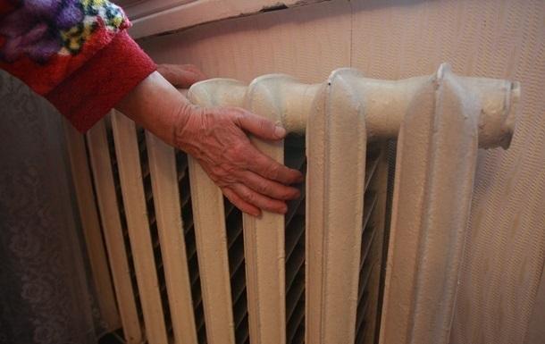 В Кривом Роге без тепла остались более 330 домов