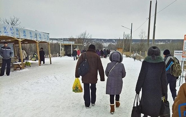На Донбассе пенсионер скончался на блокпосту