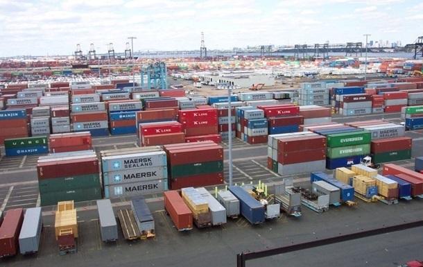 В Україні знизився експорт продукції з доданою вартістю