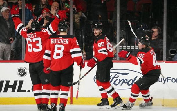 НХЛ: Филадельфия обыграла Виннипег, Питтсбург уступил Нью-Джерси