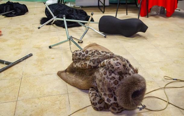 В Днепре ограбили магазин меховых изделий