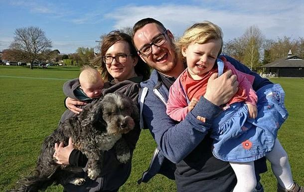 Бесплодная британка родила двоих детей