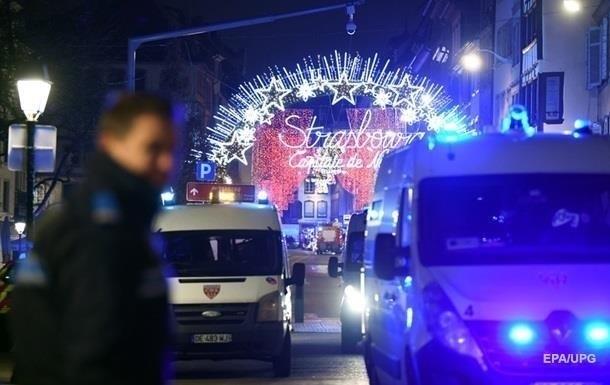Теракт в Страсбурге: задержаны пять человек