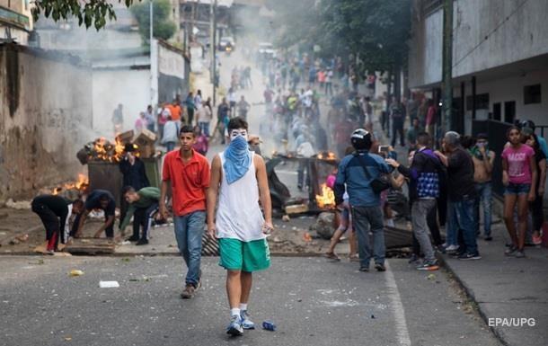 В Венесуэле растет количество погибших и задержанных