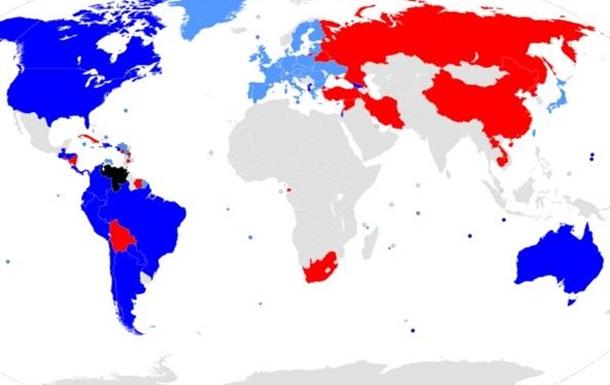 Венесуэла не Сирия. Здесь пройдет финал раздела сфер влияния в мире