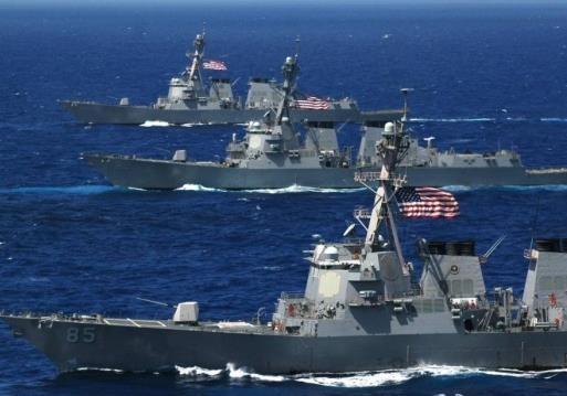 США снаряжают азовскую флотилию