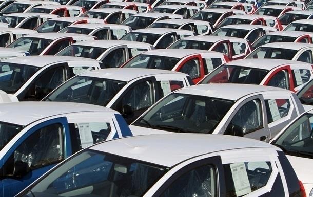 В Украину за год ввезли авто на $2,2 миллиарда