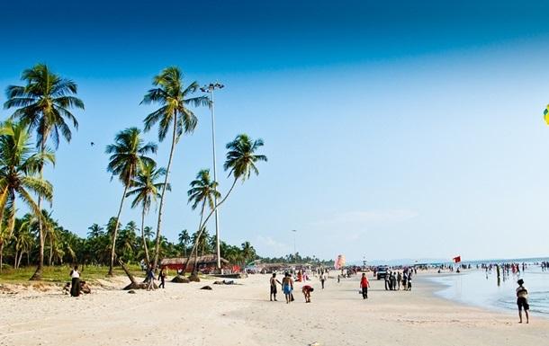 На Гоа туристов будут штрафовать за распитие алкоголя на пляже