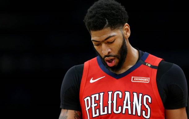 НБА оштрафовала Дэвиса на 50 тысяч долларов