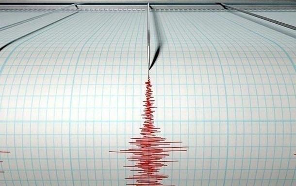 Біля берегів Тайваню стався землетрус