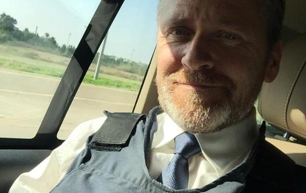 Глава МИД Дании из-за погоды сократил визит в Украину