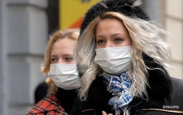 За неделю гриппом заболели почти 199 тысяч украинцев