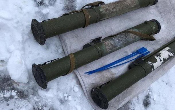 В Северодонецке мужчина пытался продать три гранатомета