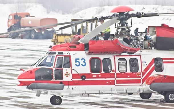 В Украину прибыл еще один вертолет из Франции