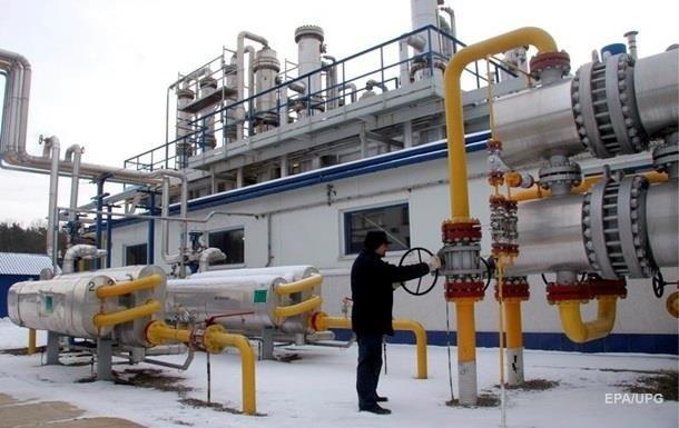 Из Украины впервые экспортировали газ в Европу