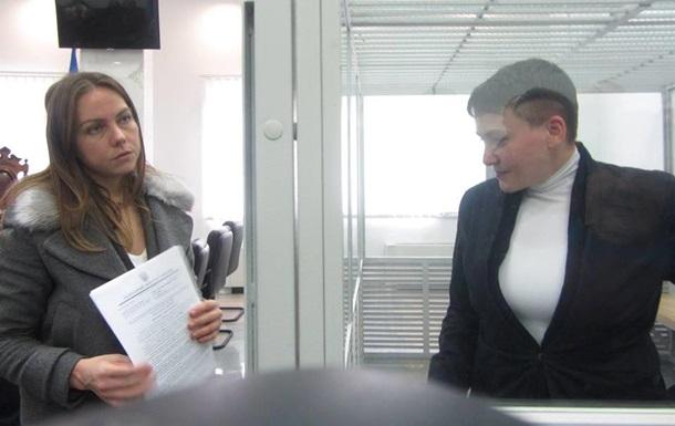 Справу Савченко передали до суду на Донбасі - сестра
