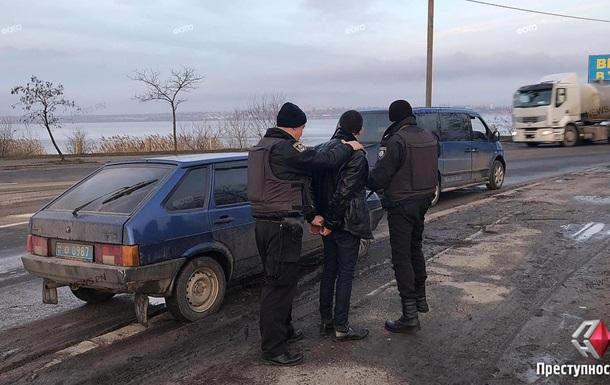 В Николаеве задержан второй стрелок у здания суда