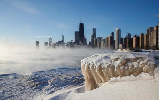 Холодніше, ніж на полюсі. Аномальний мороз у США