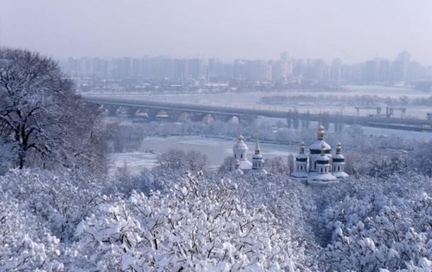 Киев попал в топ-6 самых многоснежных городов Европы