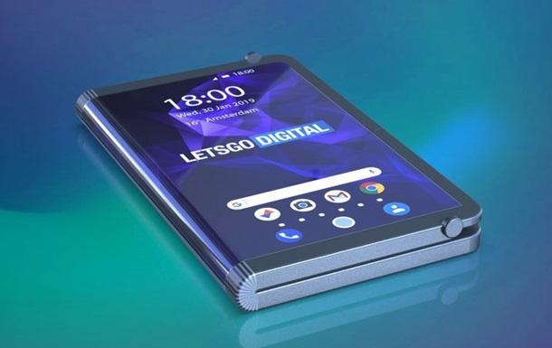 У Мережі показали новий гнучкий смартфон Samsung