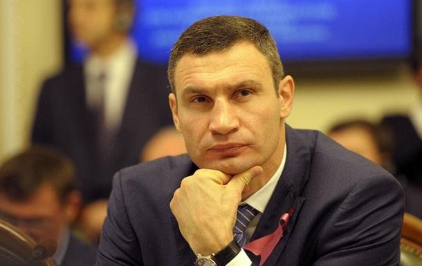 Подозрительно вовремя заболел Кличко